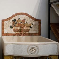 Lavelli in marmo - graniglia - resina - randazzomarmi.it